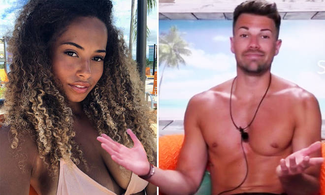 Sam Bird wants Amber Gill to win Love Island so we can 'watch her steal the money'