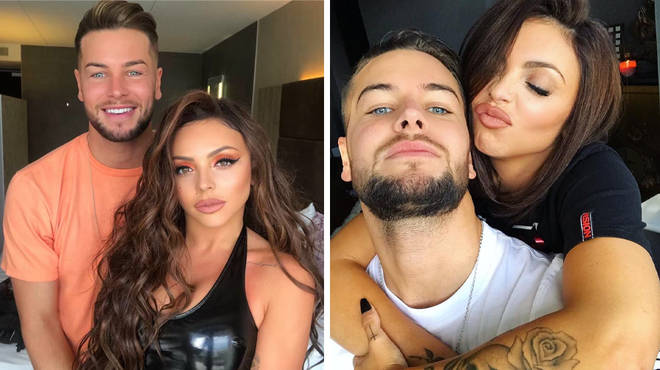 Chris Hughes wants to marry Jesy Nelson
