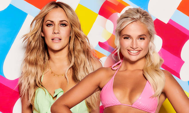 Caroline Flack's personal trainer dated Molly-Mae