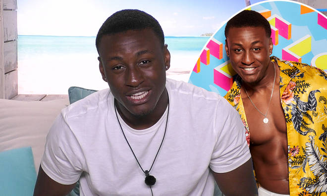 Sherif Lanre's family branded his exit from Love Island 'unfair'