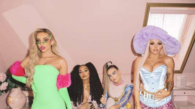 Little Mix penned a letter to their younger selves