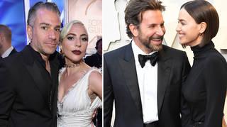 Lady Gaga's ex Christian Carino liked Irina Shayk's Instagram photo