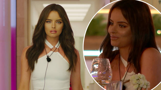 Maura Higgins brought the drama to the Love Island villa