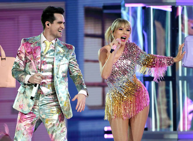 Taylor Swift released 'Me!' featuring Brendon Urie  in April