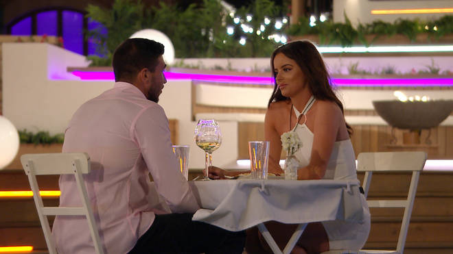 Tommy Fury has caught Maura Higgins' eye in the villa