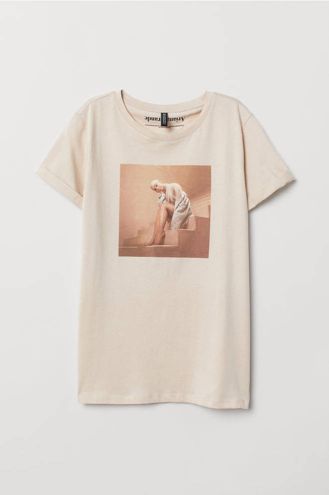 All the t-shirts in H&M's range are £12.99