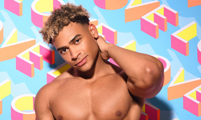 Jordan Hames has his eye on Molly-Mae and Anna in Love Island