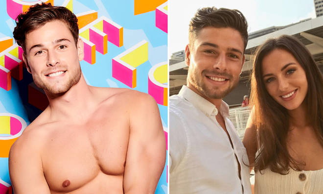 Tom Walker had a girlfriend of seven years before entering Love Island