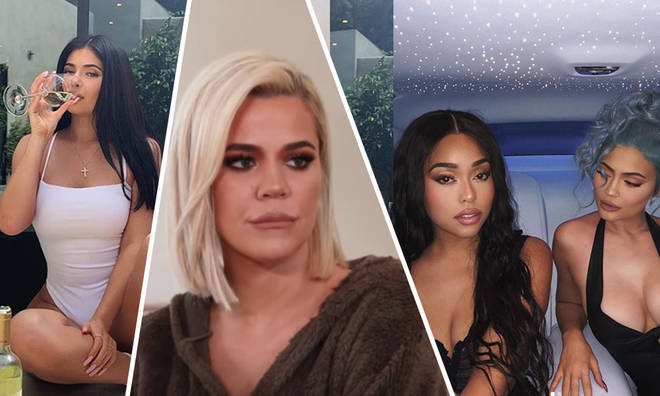 Kylie Jenner 'is minding her own business' as the Kardashian/Jordyn Woods drama is set to air