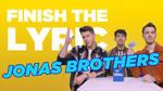The Jonas Brothers play 'Finish The Lyric'