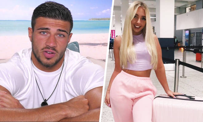 Tommy Fury's ex Millie Roberts may be headed into the Love Island villa