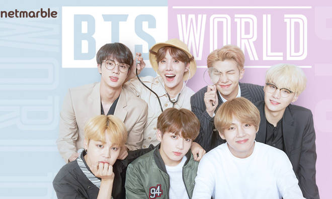 BTS World Game: The Songs On The Soundtrack, How To Download The App
