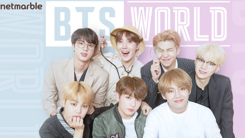 BTS World Game: Release Date And How To Download The App For Free