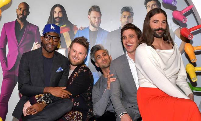 Queer Eye is back for its fourth series