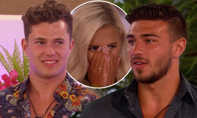 Curtis Pritchard could be 'envious' of Tommy Fury and Molly-Mae