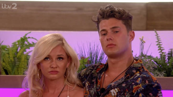 Curtis Pritchard and Amy Hart are one of the strongest couples in the villa