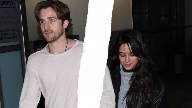 Camila Cabello has split from boyfriend, Matthew Hussey