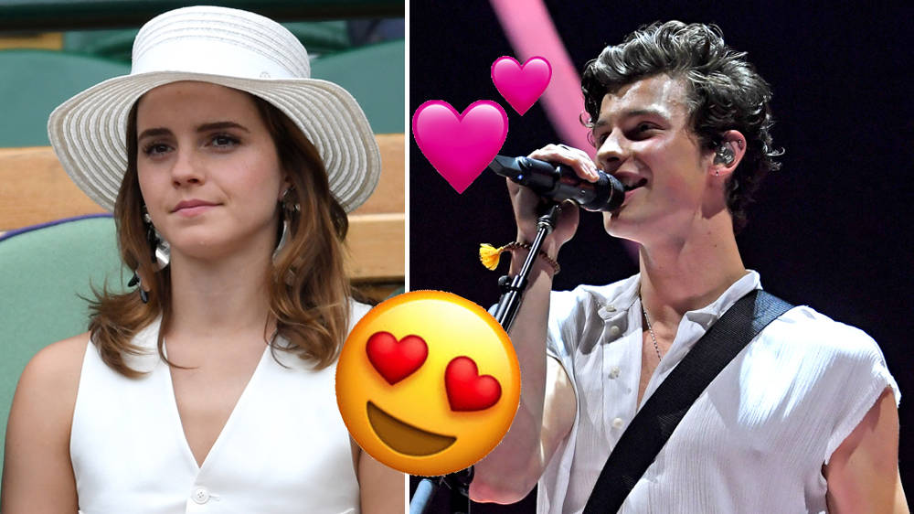 Shawn Mendes Talking About How Much He Loves Emma Watson Has Made Us Fall In Love With Him All Over Again