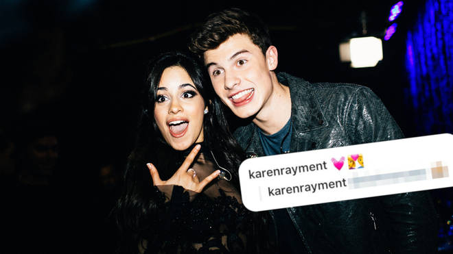 Shawn Mendes' mother reportedly responded to comments about his relationship