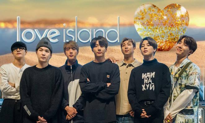It was BTS X Love Island on Wednesday night