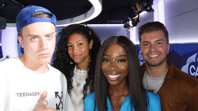 Yewande joined Capital Breakfast with Roman Kemp