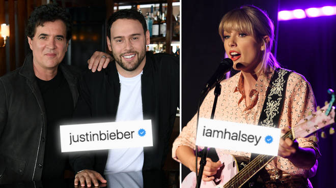 Celebrities react to Taylor Swift and Scooter Braun's controversy