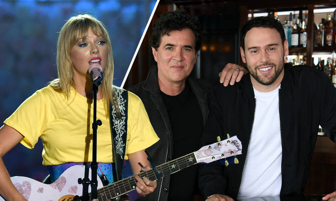Taylor Swift shared a statement after Scooter Braun acquired Big Machine Records