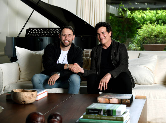Scooter Braun and Scott Borchetta agree deal for Big Machine Records