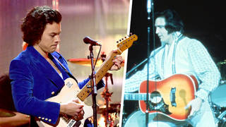 Harry Styles is favourite to portray Elvis in an upcoming movie of his life