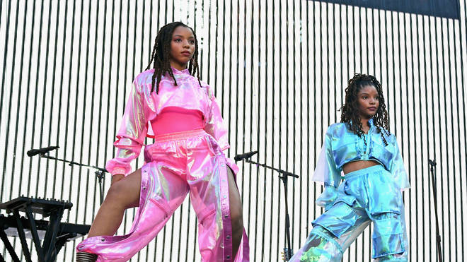 Chloe x Halle opened for Beyoncé and JAY-Z on their tour
