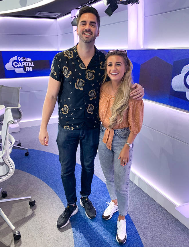 Dani Dyer joins Rob Howard 11am-12pm Saturday and Sunday
