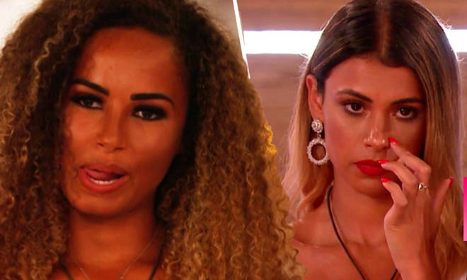 Amber slammed by Love Island viewers for comments about Joanna