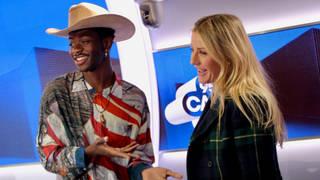 Ellie Goulding surprised her fan, Lil Nas X