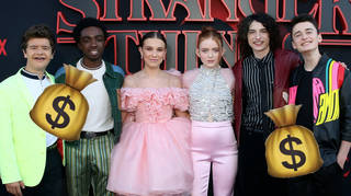 The Stranger Things cast are receiving jaw-dropping pay packets for season 3
