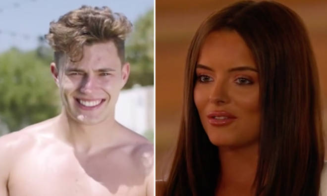 Maura Higgins shocked the nation when she said she was attracted to Curtis Pritchard on Love Island