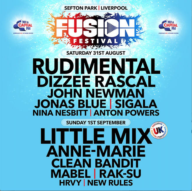 The full Fusion festival 2019 line up