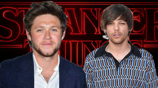 Niall Horan loves Stranger Things and Louis Tomlinson's offered to watch it with him