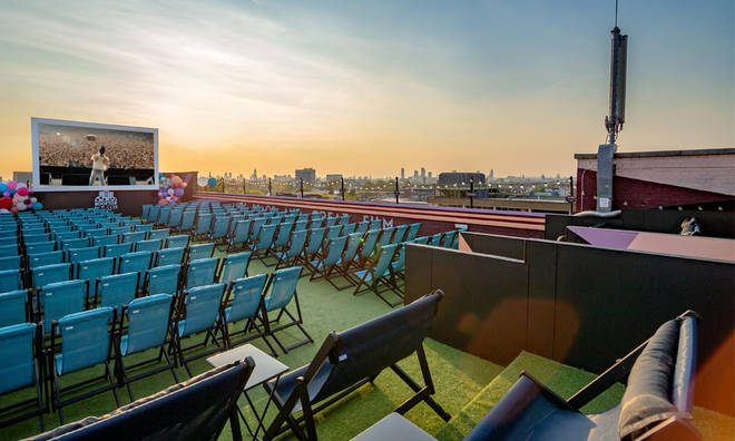 Rooftop Film Club 2019