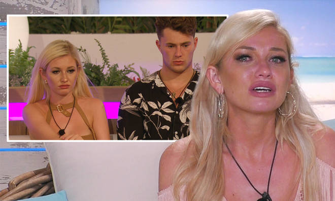 Amy Hart has 'walked out' of the Love Island villa for good