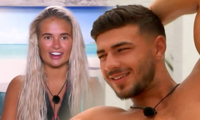 Tommy Fury and Molly-Mae are officially boyfriend and girlfriend