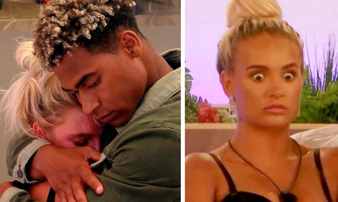 Love Island viewers slam Lucie Donlan for crying during Tommy & Molly Mae's emotional announcement