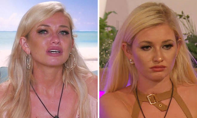 Amy Hart is 'in hiding' after leaving the Love Island villa