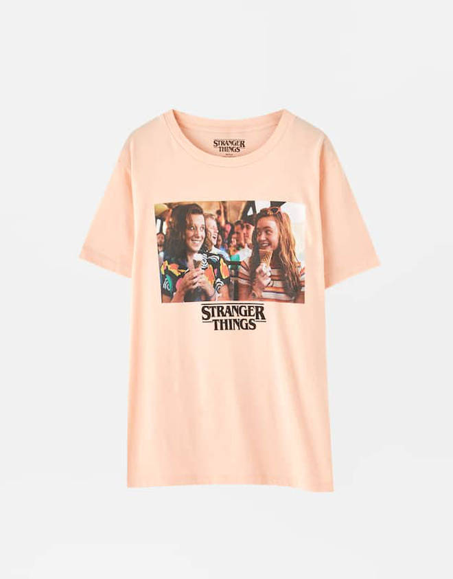 Stranger Things 3 fans can get get their hands on this Eleven and Max tee