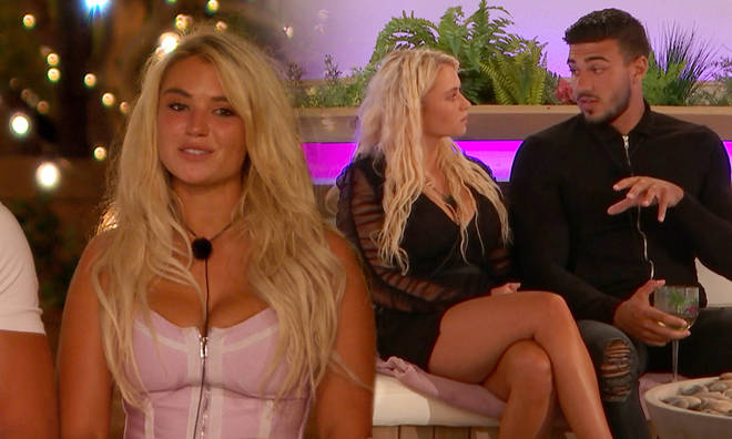 Lucie Donlan developed feelings for Tommy Fury in the Love Island villa