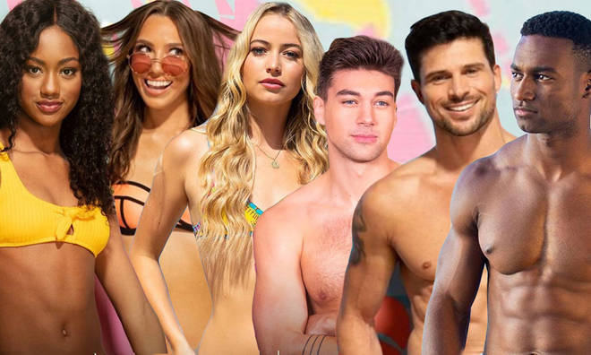 Love Island USA is underway