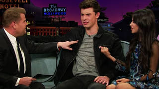 Shawn Mendes and Camila Cabello quizzed about their romance back in 2015
