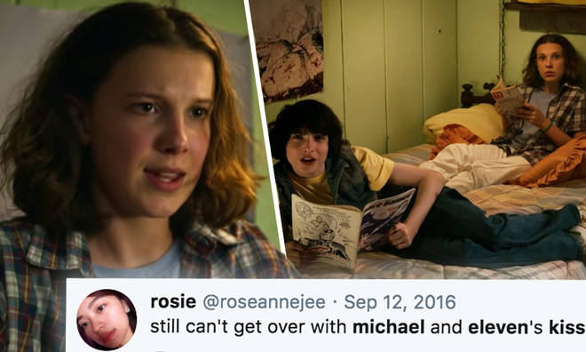 Millie Bobby Brown defends Eleven and Michael's relationship