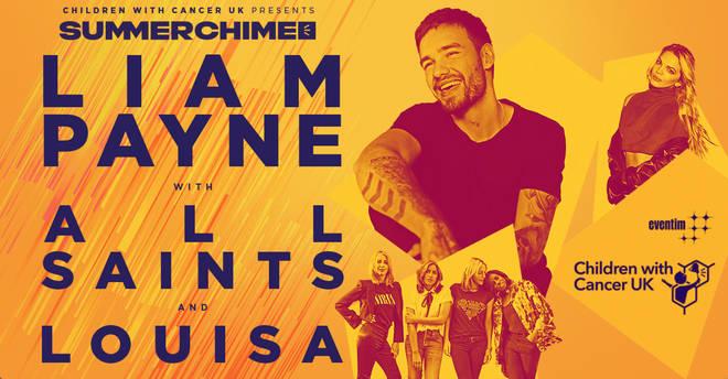 Liam Payne headlines SummerChime