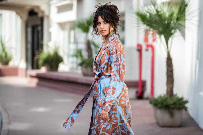 Camila Cabello Sighting In Cannes