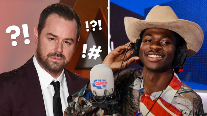 Danny Dyer and Lil Nas X on Capital Breakfast with Roman Kemp: The Podcast this week